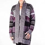 Product review for Pendleton Women's Cozy Stripe Wool/Alpaca Cardigan Sweater
