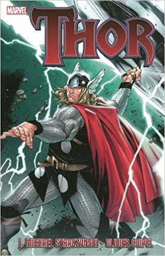 Image result for J. Michael Straczynski' and Olivier Coipel thor