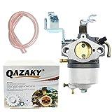 QAZAKY Carburetor Replacement for Yamaha Golf Cart Gas Car G16 - G17 G18 G19 G20 4-Cycle Drive Engine Carb 1996 1997 1998 1999 2000 2001 2002 JN6-14101-14 JN6-14101-15 JN3-14101-00 JN6-14101-10