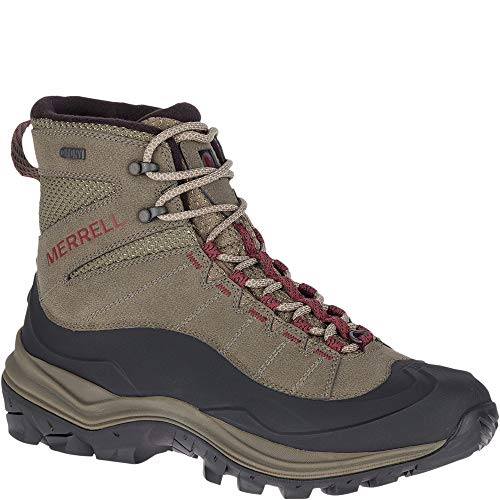 Merrell Men's Thermo CHILL MID Shell WP Boot, Boulder, 11 M US