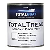 TotalBoat TotalTread Non Skid Deck Paint (Gray, Quart)