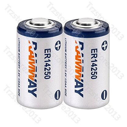 2-x-Li-ion-36V-12AA-ER14250-LS14250-ER14250H-1200mAh-Meter-Battery-Household-Batteries