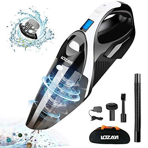 LOZAYI 7KPA Cordless Hand Vacuum Cleaner
