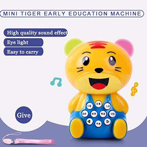Youcoco Mini Cartoon Children's Story Early Learning Machine Kids Education Toys