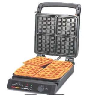 Chef's Choice Classic Pro 4-Square Waffle Maker