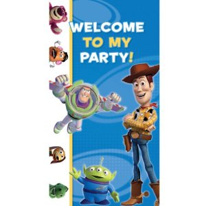 Disney Amscan Toy Story Door Decoration 51eLFQKRLyL