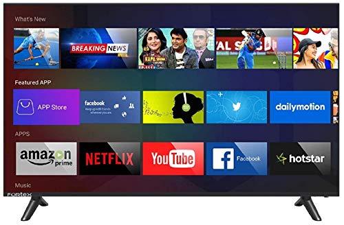 Fortex 98 cm (39 inches) FX39MAC01 HD Ready LED Smart TV (Black) 150