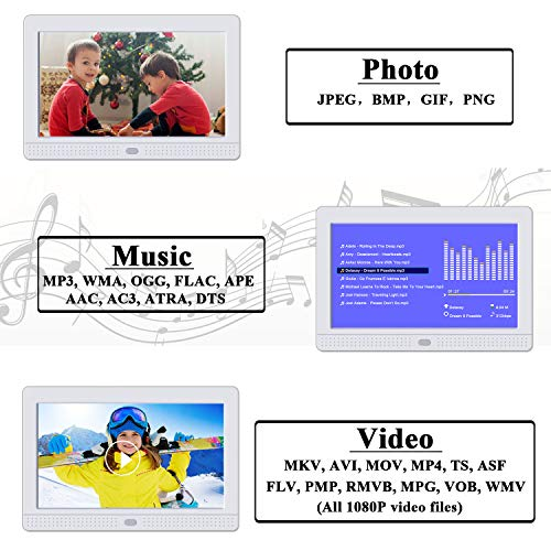 Atatat-Digital-Picture-Frame-with-IPS-Screen-1080P-Video-Background-Music-Digital-Picture-Frame-1280x800-with-Remote-Control-Auto-Rotate-Calendar-TimeSupport-USB-and-SD-Card-7-Inch-White