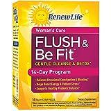 Renew Life Flush & Be Fit - 14-Day Program, 14 Packs
