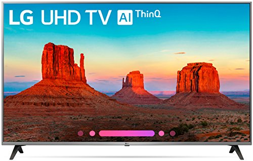 LG Electronics 55UK7700 55-Inch 4K Ultra HD Smart LED TV (2018 Model)
