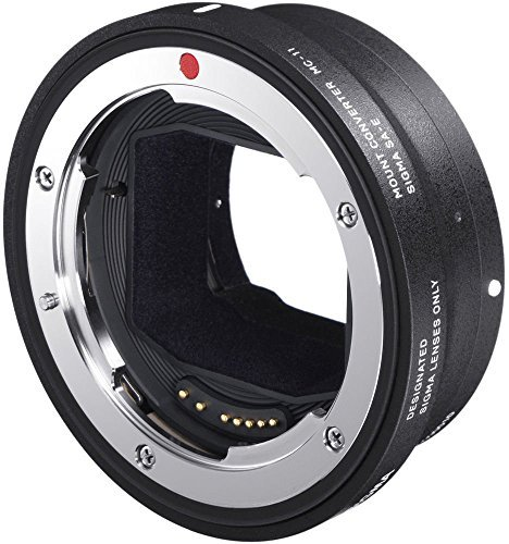 Sigma Mount Converter MC-11 For Use With Canon SGV Lenses for Sony E