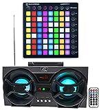 Novation LAUNCHPAD S MK2 MKII MIDI USB RGB Controller Pad+Free Boombox Speaker !