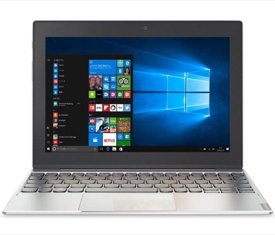 Lenovo ideaPad Miix 320 正面