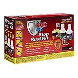 POR-15 40909 Gloss Black Stop Rust Kit - Permanent Corrosion Preventive System