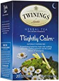 Twinings Nightly Calm Tea, 20 ct