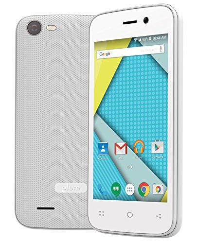 Unlocked Smart Cell Phone 4G GSM 4' Display Android 6.1 Quad Core 8GB Memory Dual Sim - Z404 White