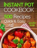 MASTER YOUR INSTANT POT!Enjoy these 500 Recipes for Any Budget. Recipes are listed step by step in a clear and understandable manner.With this cookbook, you will cook better, tastier and faster meals for yourself and your family.In this cookbook, you...