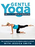 Gentle Yoga for Back Pain and Prevention: 2, 30-minute relaxing, simple practices designed in conjunction with a back pain specialist [DVD]