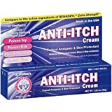 2 Dr. Sheffield's Anti-Itch Cream, 1.25-oz. Tubes