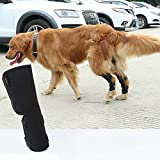 Flightbird Dogs Compression Sleeve for Rear Joint Wrap Protects Wounds and Postoperative Recovery