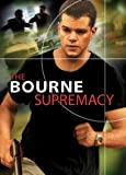 Bourne Supremacy poster thumbnail
