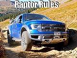 Ford F-150 Raptor vs Ram Rebel vs Ram 3500 Dually Drag Race - Raptor Rules!