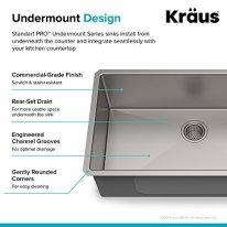 Kraus-KHU100-32-Standart-PRO-16-Gauge-Undermount-Single-Bowl-Stainless-Steel-Kitchen-Sink-32-Inch