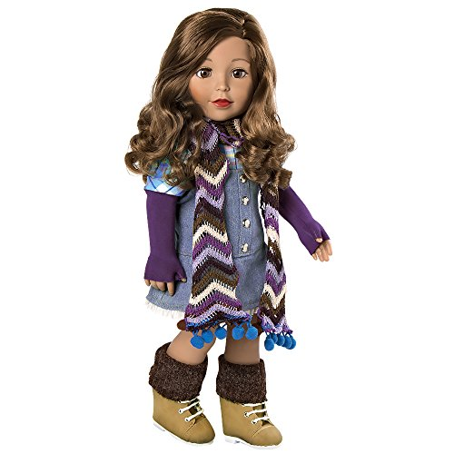 Adora Amazing Girls 18-inch Doll, ''Ava'' (Amazon Exclusive)