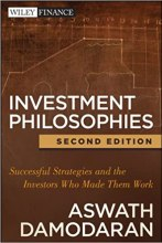 Image result for Investment Philosophies aswath