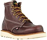 Thorogood 814-4216 Men's American Heritage 6' Moc Toe, MAXwear Wedge Non-Safety Toe Boot, Black Walnut - 11.5 D(M) US