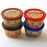 Cheese Spread Variety - 4 Pack