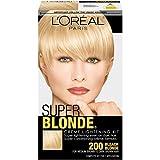 L'Oréal Paris Super Blonde Créme Lightening Kit, 200 Bleach Blonde