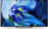 Sony Bravia 138 cm (55 inches) 4K Ultra HD Certified Android Smart OLED TV KD-55A8G (Black) (2019 Model) | With Oakter Smart Home Kit Offer