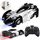 YEZI Rc Cars for Kids,360°Rotating Stunt Dual Mode Climbing Car Rechargeable, Head and Rear with Powerful LED Light,Remote Control Car Toys for Age 6 7 8-16 Year Old Boys Girls Best Gifts
