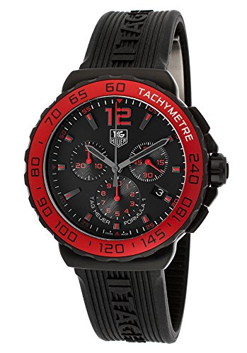 51f4tBqYbRL Formula 1 Chronograph Black ion plated stainless steel