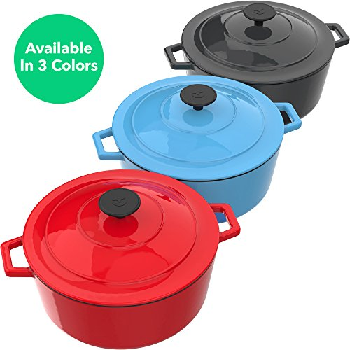 Vremi enameled cast iron cookware
