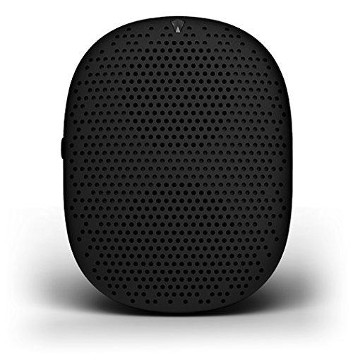 iSound PopDrop Wireless Speaker, Licorice