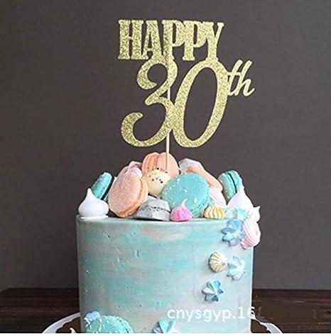 Enjoyable Happy 30Th Birthday Cake For Men The Cake Boutique Personalised Birthday Cards Akebfashionlily Jamesorg