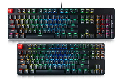 7b6f43b92e9 Glorious Modular Mechanical Gaming Keyboard - Tenkeyless TKL (87 Key) - RGB  LED Backlit