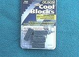 GENUINE OLSON COOL BLOCKS FOR DELTA 28-195 10' BAND SAW GUIDE BLOCKS