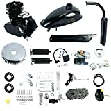 YaeGarden 50cc Bike Bicycle Motorized 2 Stroke Cycle Petrol Gas Engine Kit Set Mountain Bike Upgrade Kit