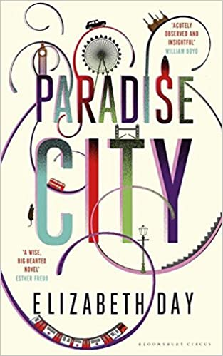 Image result for Paradise City by Elizabeth Day