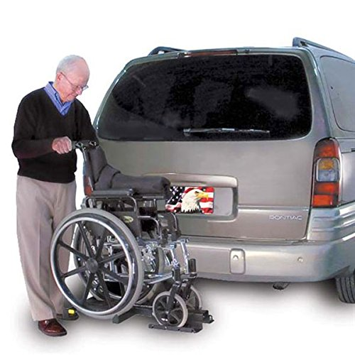 Wheelchair Lift for Van - Quick Buyers Guide - Ease of Mobility on