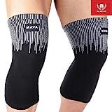 Mava Sports Arthritis Knee Brace - Elastic Support Sleeve.