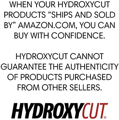Hydroxycut Hardcore Elite Weight Loss Supplement, Designed for Hardcore Weight Loss, Energy & Enhanced Focus, 50 Servings (100 Pills) 7
