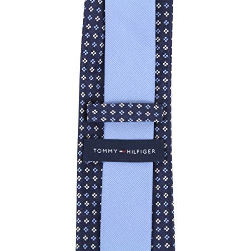 Tommy Hilfiger Men's Black Ties