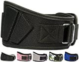 Fire Team Fit fire team fit, lifting belt, gym belt, weight lifting belts, weight belts for lifting (Black, 32