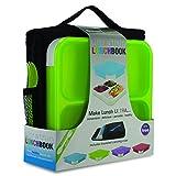 Smart Planet Ultrathin Lunchbook, Green