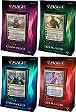 MTG Magic The Gathering 2018 Commander Set - All 4 Decks