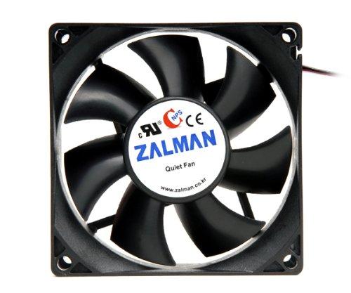 Zalman 80mm Silent Case Cooling Fan ZM-F1 Plus
